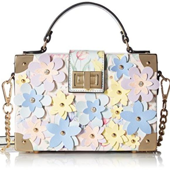 07d47c7de7b ALDO Handbags - Aldo Campolano Floral 3D Bag